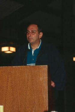 David Levy Speaks (1998)
